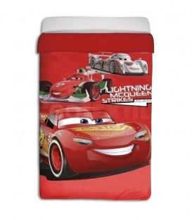 GOTEXTIL Edredón Nórdico Infantil CARS 180x260 cm