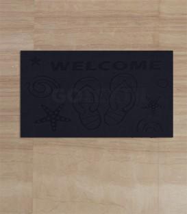 GOTEXIL FELPUDO 61327 GRIS 40X70 CM BH Textil