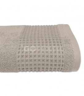 GOTEXTIL Juego de toallas Algodón FAVO lino. Vidal Home Detalle Nido de Abeja