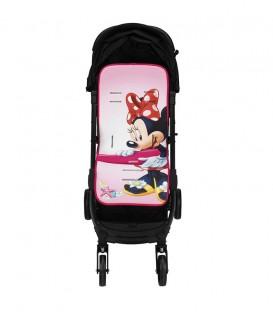 GOTEXTIL - Colchoneta silla paseo universal Sport Minnie MN030 Disney INTERBABY