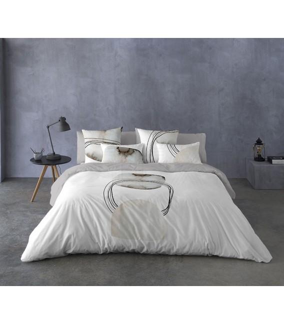 GOTEXTIL - Funda Nórdica PEBBLE Naturals 100% algodón