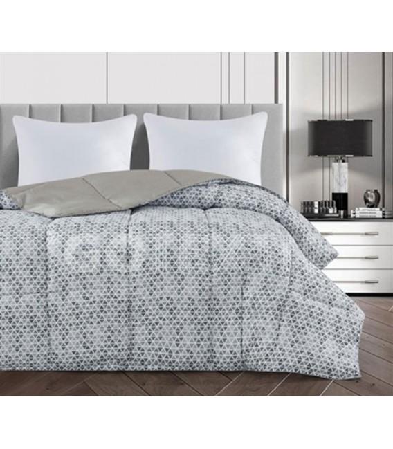 GOTEXTIL - Edredón Nórdico Conforter 2039 TALLIN gris Atenas