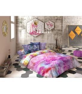 GOTEXTIL Funda Nórdica reversible Lois FESTIVAL cama 150cm