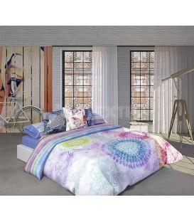 GOTEXTIL Funda Nórdica reversible Lois MANA cama 150cm