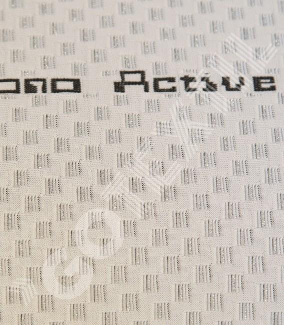Almohada Viscoelástica Carbono Activo