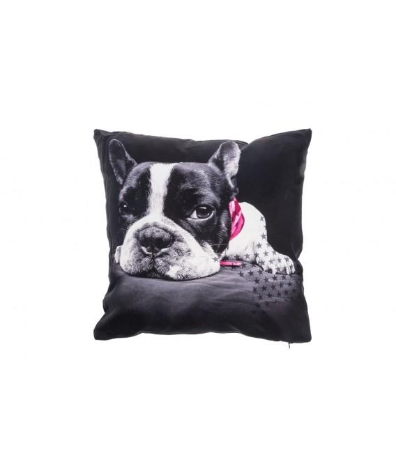 Cojín Dog Fucsia de Kotibe