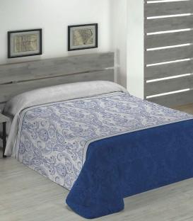 Edredón Nórdico Confort Jara Azul