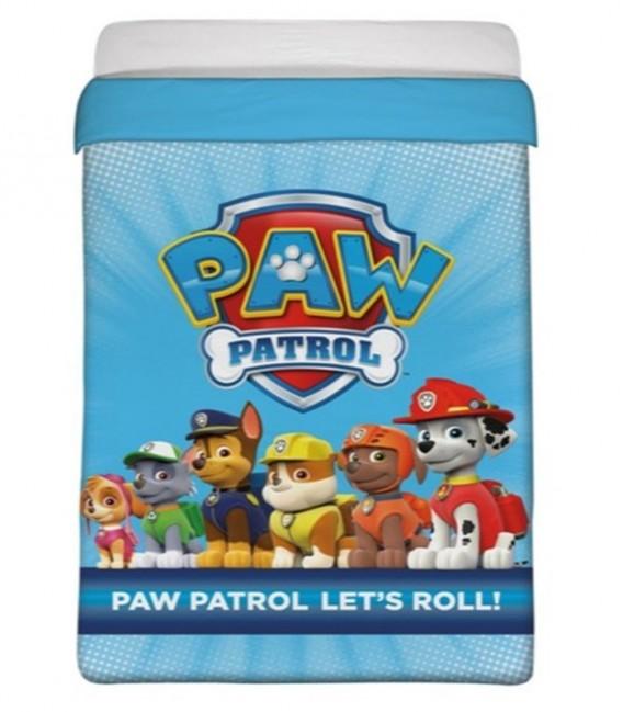 Edredón Nórdico Paw Patrol Let's Roll 180x260cm