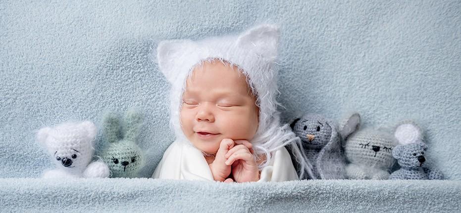 Doudou para Bebés