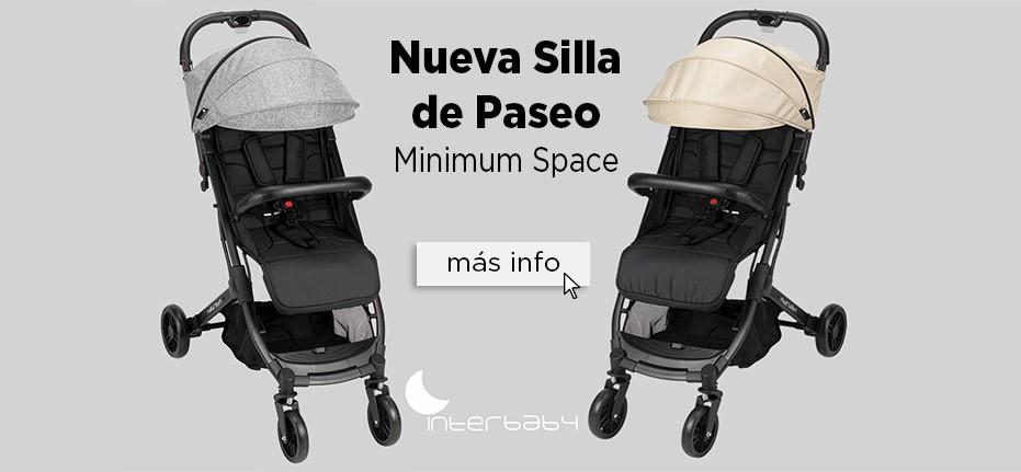 Sillas de Paseo Minimum Space
